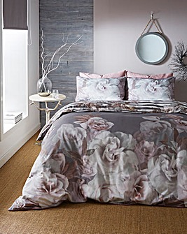 Neptune 100% Cotton Digital Print Duvet Cover Set