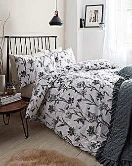 Fleeting Duvet Cover Set