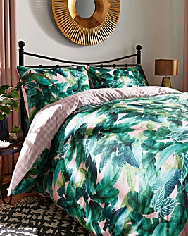 Marina Digital Print Cotton Duvet Cover Set
