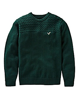 Voi Boys Crew Neck Jumper