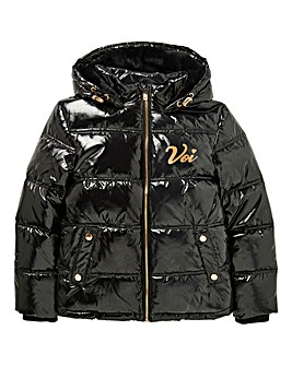 Voi Girls Hi Shine Padded Jacket