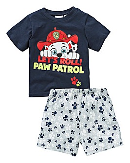 Paw Patrol Boys Glow In the Dark PJ Set