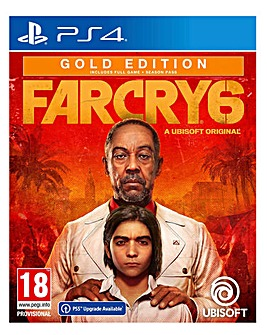 Far Cry Gold Edition (PS4)