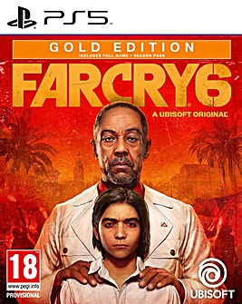 Far Cry Gold Edition (PS5)