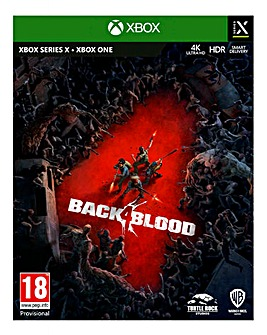 Back 4 Blood (Xbox Series X)
