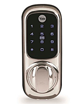 Yale Keyless Connected Smart Door Lock Chrome