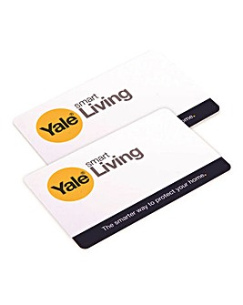 Yale Smart Door Lock Key Cards Twin Pack