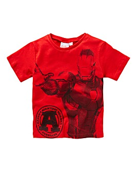 Iron Man Boys T-Shirt