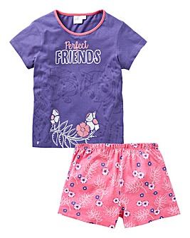 My Little Pony Girls Pyjama Short Set