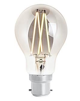 4LITE A60 Filament Bulb Amber B22