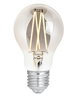 4LITE A60 Filament Bulb Amber E27