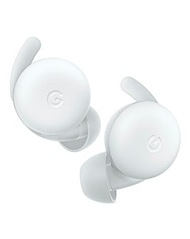 Google Pixel Buds A Series - Clearly White