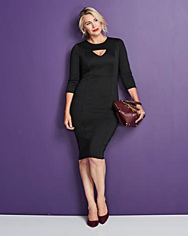 Black Shape and Sculpt Dress