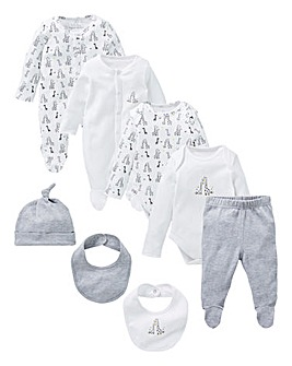 KD Baby 8 Piece Starter Pack