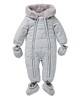 KD Baby Unisex Snowsuit