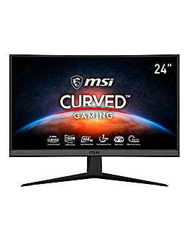 MSI Optix G24C6 1ms 144Hz Freesync FHD 23.6in Curved Gaming Monitor
