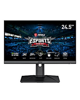 MSI Oculux 1ms 360Hz GSync FHD 24.5in Gaming Monitor