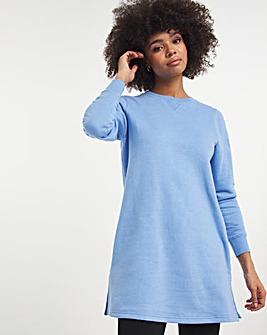 Light Blue Sweat Tunic