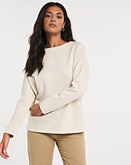 Luxe Sweatshirt