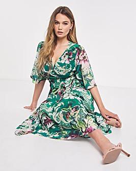 Hope & Ivy Lucia Maxi Dress