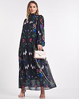 Hope & Ivy Irena Maxi Dress