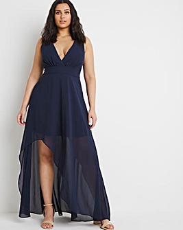 Chi Chi London Maxi Bridesmaid Dress