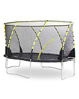 Plum 12ft Whirlwind Trampoline & Enclos