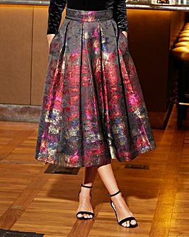 Joanna Hope Jacquard Skirt
