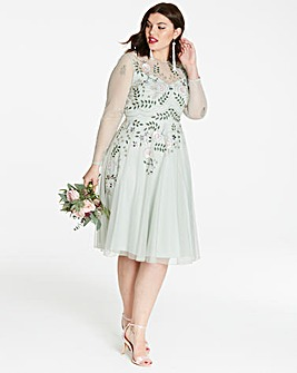 Joanna Hope Beaded Dress
