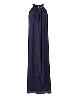 Joanna Hope Navy Swing Maxi Dress