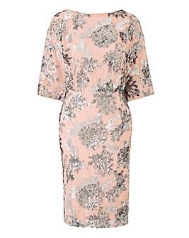 Joanna Hope Sequin Dress