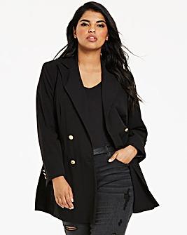 Joanna Hope Ivory Tailored Blazer