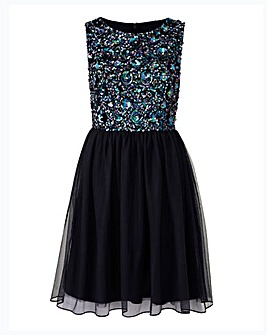 Simply Be Beaded Prom Dress