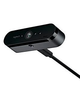 Logitech Brio Stream Webcam Ultra HD 4K Streaming Edition