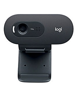 Logitech C505 USB Webcam 720p HD
