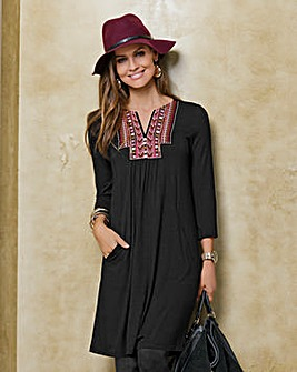 Together Embroidered Tunic