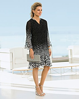 Together Spot Tunic Dress