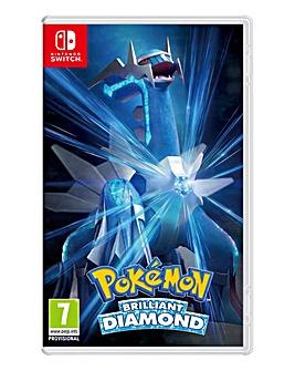 Pokemon Brilliant Diamond (Nintendo Switch)