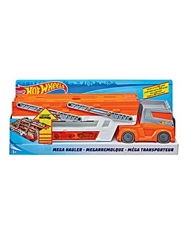 Hot Wheels Anniversary Mega Hauler