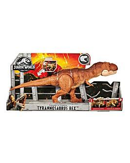 Jurassic World Thrash & Throw T-Rex