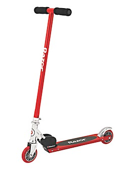 Razor S Sport Scooter Red