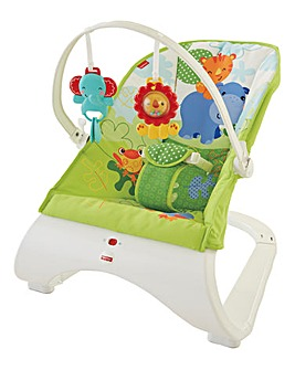 Fisher-Price Rainforest Curve Bouncer