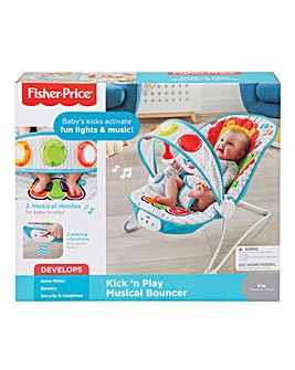 Fisher-Price Kick n Play Bouncer