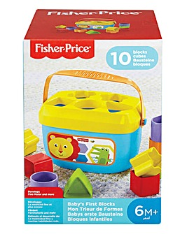 Fisher-Price Babies First Blocks