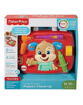 Fisher-Price Puppy Medical Check-Up