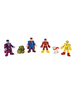 Imaginext DC Heroes & Villains Asstd