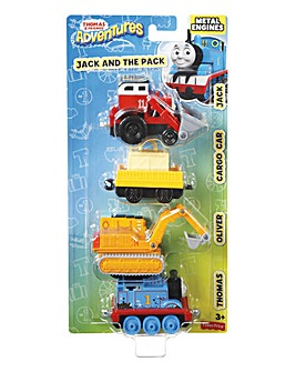 Thomas & Friends Jack & The Pack