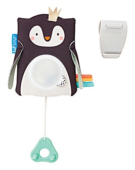 Taf Toys Prince the Penguin Baby Soother