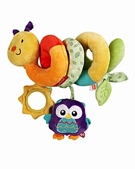 Fisher-Price Spiral Curly Toy