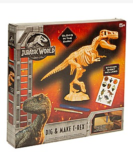Jurassic World Dig a Dino Glowing Kit